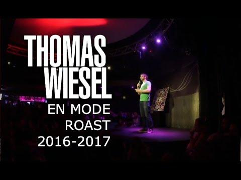 Thomas Wiesel roaste les autres humoristes