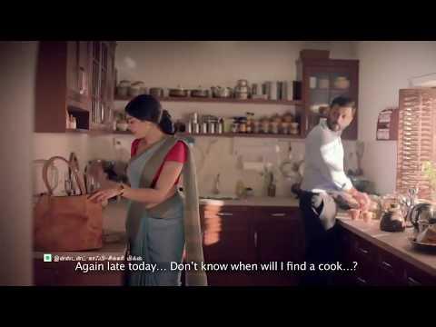 Adah sharma tamil TVC debut   nescafee ad