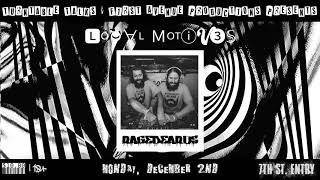 Ragebeards at LOCAL MOTIV3S in the 7th St. Entry