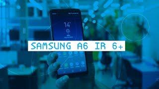 Samsung Galaxy A6 ir A6+ apžvalga