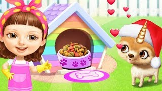 Sweet Baby Girl - Cleanup 5 Messy House Makeover - Play House Playgound Clean Up Fun Games For Girls