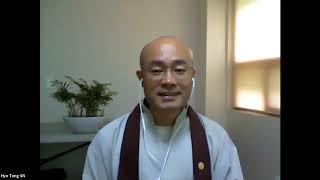 """世界一花系列活动 Online Dharma Talk """"Hit! Hit! Hit! Wake Up!""""_Hye Tong Sunim JDPS"""