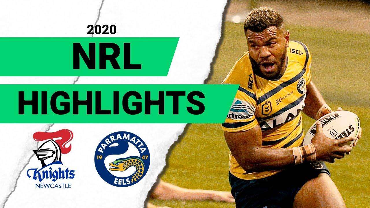 Knights v Eels | Round 9 2020 | Telstra Premiership | NRL