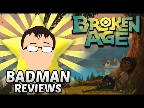 Broken Age Review - Badman