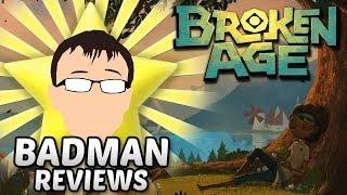 Broken Age Review - Badman