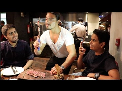 THE SALT BAE DUBAI EXPERIENCE!!