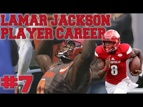 Lamar Jackson for MVP? SIX Touchdowns In One Game! | Lamar Jackson Player Career | Episode 7