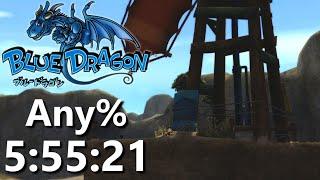 Blue Dragon Any% Speedrun in 5:55:21