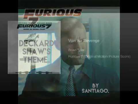 "Deckard Shaw's theme. (""Vow For Revenge"" / ""Payback"") + ""Off-Set"" Furious 7 version edit."