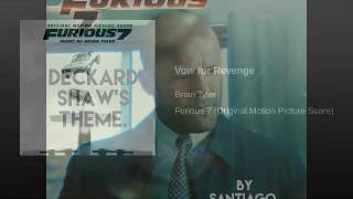 Deckard Shaw's theme. (