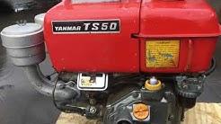 Yanmar TS50 stationary engine