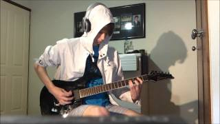 Dragonforce - Operation Ground and Pound (Cover)