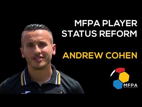 MFPA Player Status Reform - Andrew Cohen