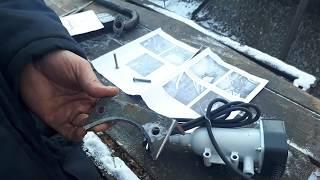 Как установить электро-подогрев(старт мини 220 в) на урал 4320 с двигателем камаз 740.
