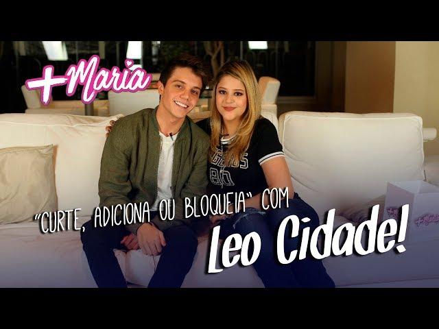 Leo Cidade conta que Larissa Manoela o pediu em namoro   Capricho e9057188c0