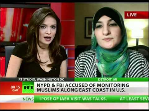 NYPD racially profiling Muslims confirmed