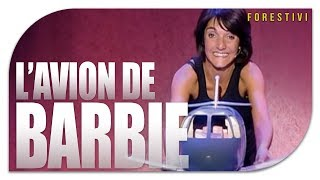 L'AVION DE BARBIE