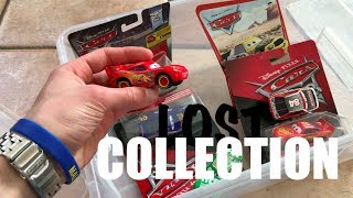 MATTEL Disney CARS 3 COLLECTION! Mystery Box