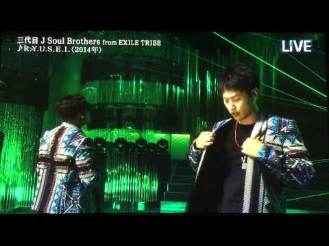 MUSIC DAY R.Y.U.S.E.I. summermadness / 三代目 J Soul Brothers from EXILE TRIBE