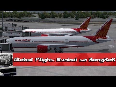 DROWNING IN FLOODLIGHTS   Mumbai to Bangkok - Round the World Flight #6