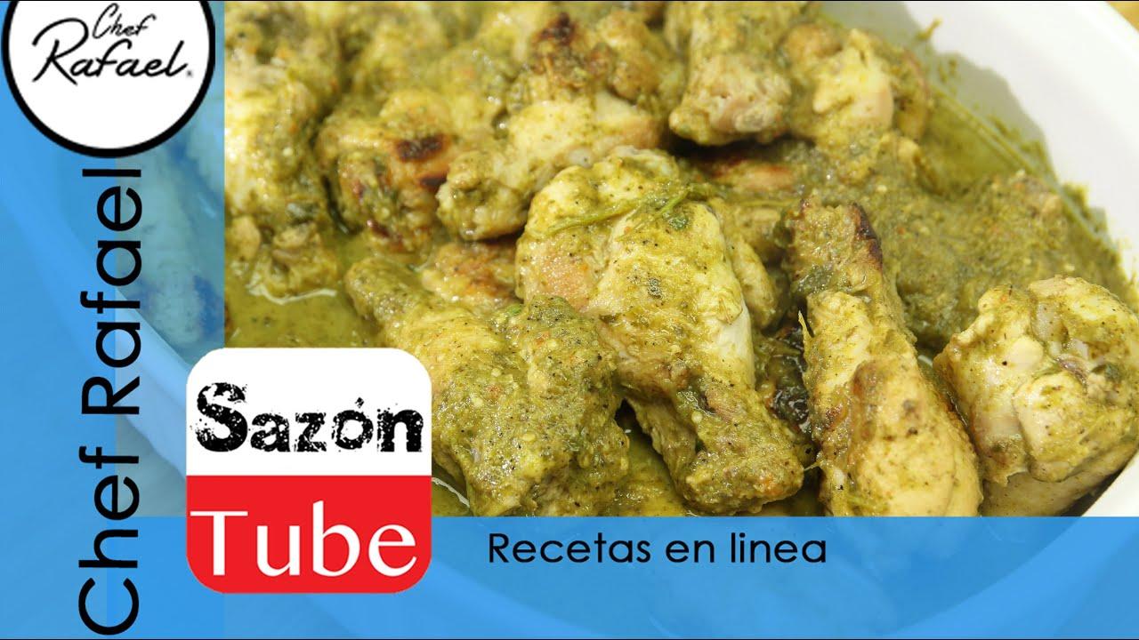 Muslitos de pollo en salsa de tomatillo verde youtube - Muslitos de pollo ...