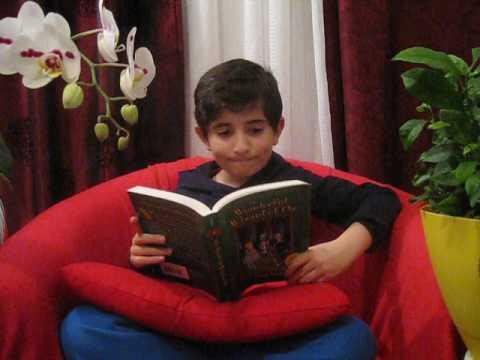 The Wonderful Wizard of Oz   Chapter 8   Adrian Ghazaryan