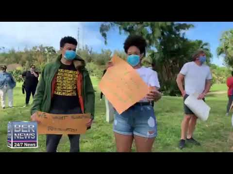 Live Replay: #BlackLivesMatter & Reject Rizzuto Protest,  June 1 2020