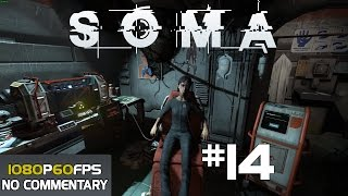 SOMA Walkthrough Gameplay Part 14