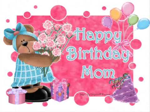 Glowing Inside Birthday Greetings for Mother YouTube – Birthday Greetings for Mother