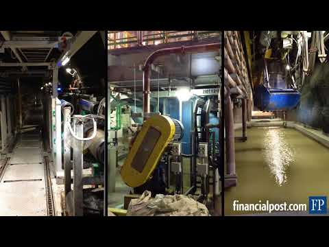 Going Underground In Cameco's Cigar Lake Mine