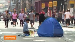 Hong Kong Protests: On the Ground and Up Close