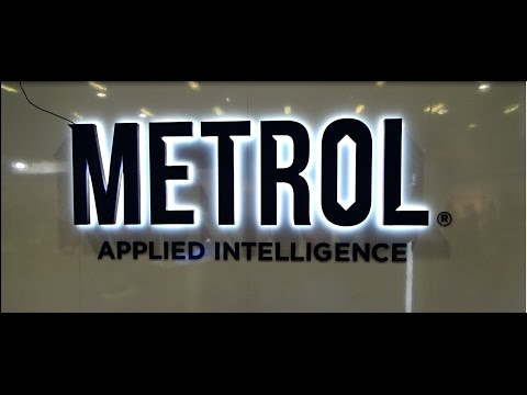 Metrol Technology, Offshore Europe, Aberdeen 2015