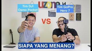 13 Perbedaan DJI Osmo Pocket dan GoPro Hero 7 Black