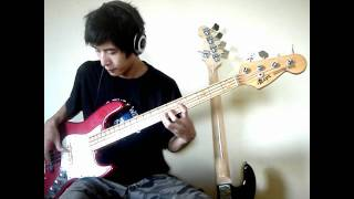 hormone - Groove Riders [Bass Cover]