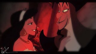 Jafar x Jasmine | You're so cynical.