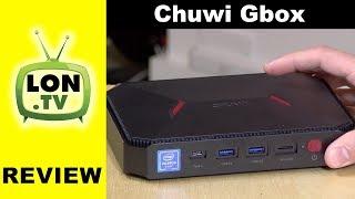 Chuwi GBox Mini PC Review - $240 Fanless Intel Gemini Lake Windows PC
