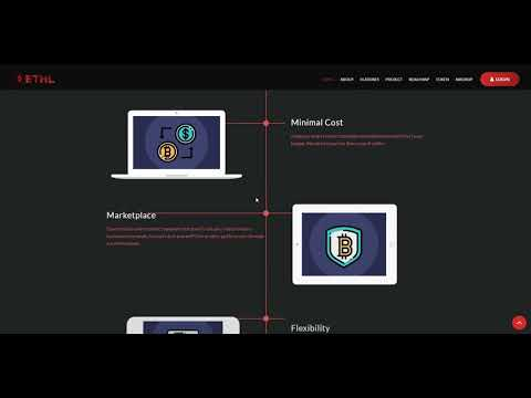 (ETHL) Ethereum Limited – smart contract creation platform