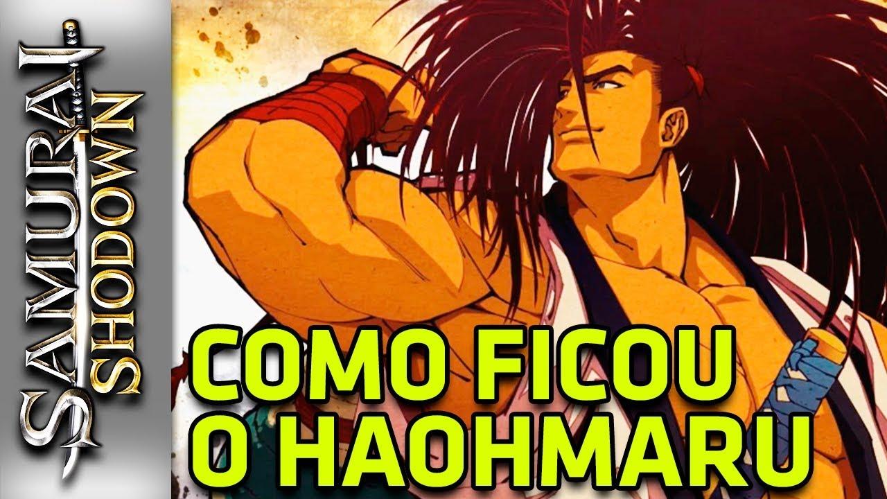 CLUBE DA LUTA - SAMURAI SHODOWN 2019 – GAMEPLAY HAOHMARU