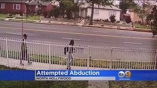 Caught On Camera: Teenager Breaks Free From Suspected Kidnapper
