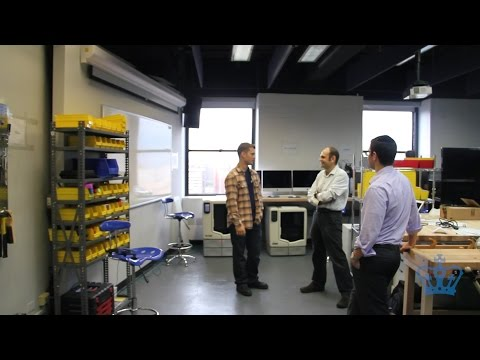 A Tour of the Maker Space Tools