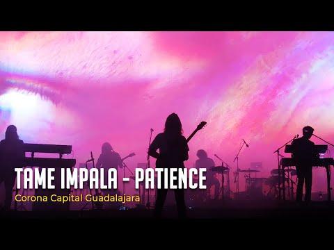 Tame Impala - Patience (en vivo México 2019)