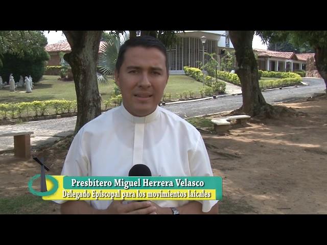 ENCUENTRO ARQUIDIOCESANO DE HERMANDADES DE JESÚS NAZARENO