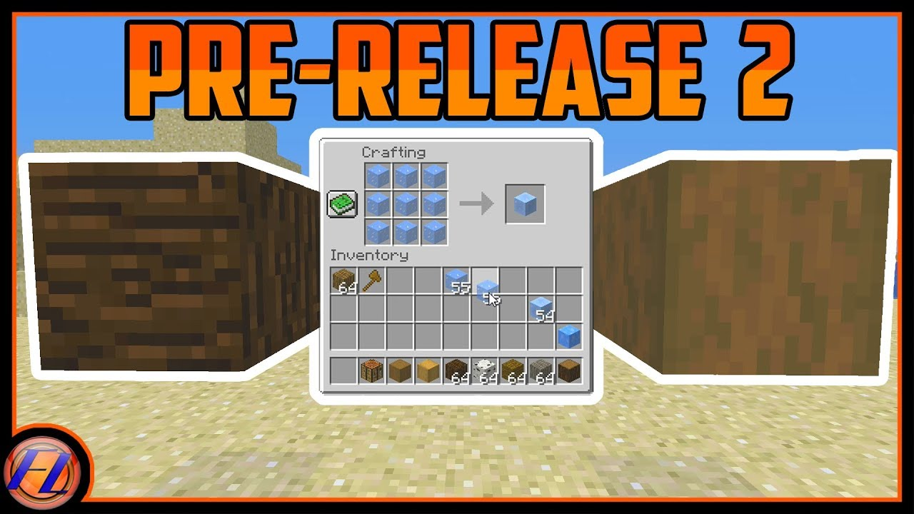Minecraft Java 1 13 New Packed Ice Recipe Youtube 16x 1.17 snapshot texture pack. minecraft java 1 13 new packed ice recipe
