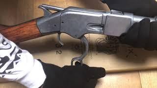 Винтовка Винчестер США 1866 г, Mod.66 Carbine By Winchester, USA 1866, Denix 1140/G