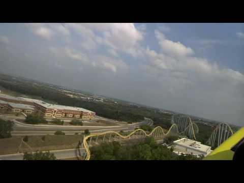 Google Glass. Steel EEL Sea World San Antonio