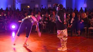 Dancing with the Docs 2019 - Dr. Mary and JT, Hip Hop