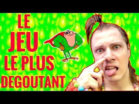 LE JEU LE PLUS DEGOUTANT ! RETRO GAMING - NADEGE CANDLE