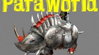 дОСТОИНСТВА И НЕДОСТАТКИ РАСС В ParaWorld!