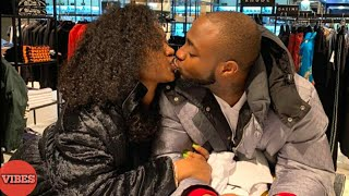 Davido Surprises Chioma With a Ring In London As They Make Love Together