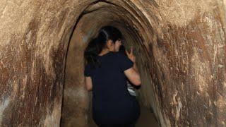 Cu Chi Tunnels Tour-Vietnam